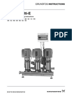 Grundfos Hydro Multi-E (Eng)