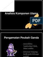 PCA SPSS software statistika