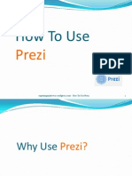 How to Use Prezi (for beginners)