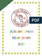 2014 Oak Street Handbook