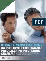 Uticaj Finansijske Krize Web