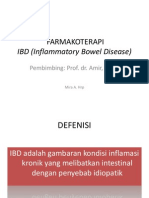 FARMAKOTERAPI IBD