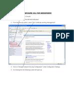 Configure Ssl for Websphere
