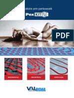 PexKIT - Catalog Incalzire Pardoseala Web