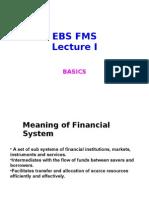 EBS FMS I