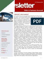 Newsletter T&P N°75