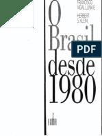 O Brasil Desde 1980 (1)