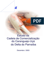 Estudo da Cadeia de Comercialização do caranguejo Uçá do Delta do Parnaíba