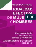 Plan de Igualdad 2010 (Web)