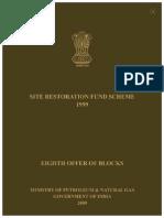 Site Restoration Scheme 1999