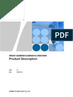 SRAN7.0&GBSS14.0&RAN14.0 BSC6900 Product Description 01(20120215)