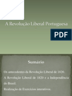 A Revolução Liberal Portuguesa aula2