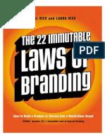 22 Immutable Laws of Branding - Al Ries [PDF] [Qwerty80]