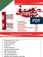 Coca Cola - ERP