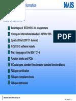 IEC61131 3 Basics