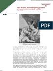 La Cumbre del euro, las tribulaciones de la elite político-bancaria y una carcajada pérfida. Antoni Domènech · G. Buster · · ·