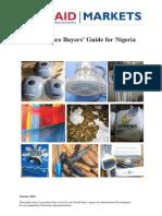Aquaculture Buyers' Guide
