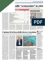 Distretto Veneziano della Ricerca - Primi passi concreti