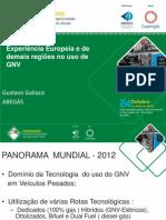 08 Experiencia Europeia e de Demais Regioes No Uso de GNV