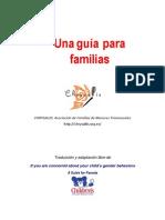 Una guía para familias