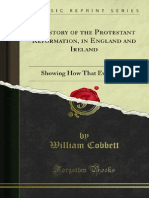 A History of the Protestant Reformation in England and Ireland 1000245775