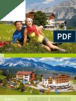 Schwaigerhof Sommerprospekt 2014