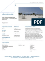 Villa de Lujo en Venta en Talamanca Ibiza - € 4.500.000
