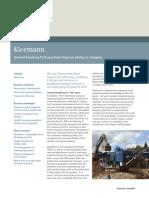 Siemens PLM Kleemann Cs Z4