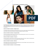 Khatron Ke Khiladi 5 Contestants List Out