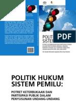 Book - Politik Hukum Sistem Pemilu
