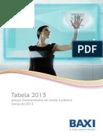Baxiroca - Tabela completa de preços - 2013.pdf