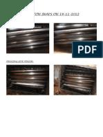 Rawmill-1&2 Pinion Snaps