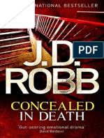 Concealed in Death by Nora Roberts Chapter One