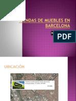 Tiendas de Muebles Barcelona