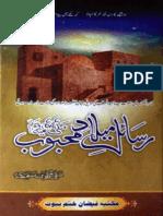 Rasail Meelad'e Mehboob (Alehe Salat-O-Salam) [Urdu]