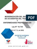 Ds 101 109 Modificad Enfermedades Profesionales