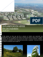 Planificacion Verde en Las Ciudadexs