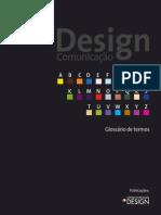 Glossário termos de Design de Comunicação