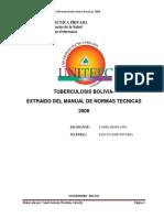 Tuberculosis Bolivia