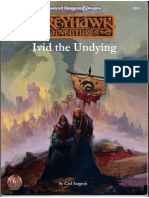 IvidtheUndying Cover