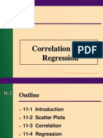 Coefficient of Corr and Deter