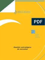 Cuadernillo 2 - Gestion Estrategica de Escuelas