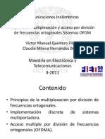 Capitulo 5 Multiplexación y acceso por división