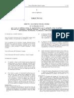 Radiaciones Ionizantes - CEE - Normas de seguridad básicas para la protección contra los peligros derivados de la exposición a radiaciones ionizantes
