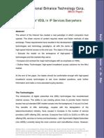 VDSL White Paper