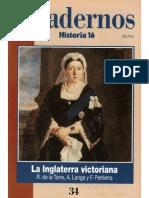 La Inglaterra Victoriana - Cuadernos Historia 16