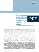 Challenges to international