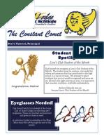 Grand Ledge High School Newsletter February 2014