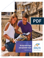 English Language Brochure -Spanish