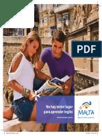 English Language Brochure -Spanish